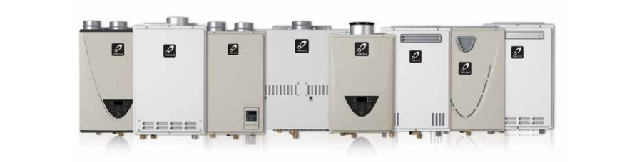 Takagi Tankless Water Heater Group