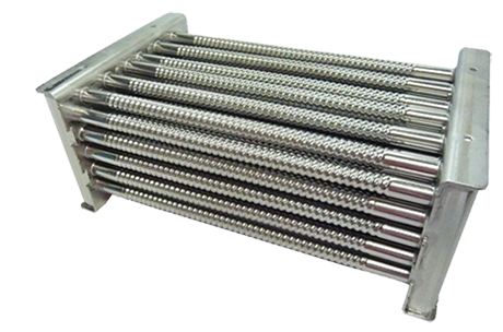 Secondary Heat Exchanger 316L Stainless Steel