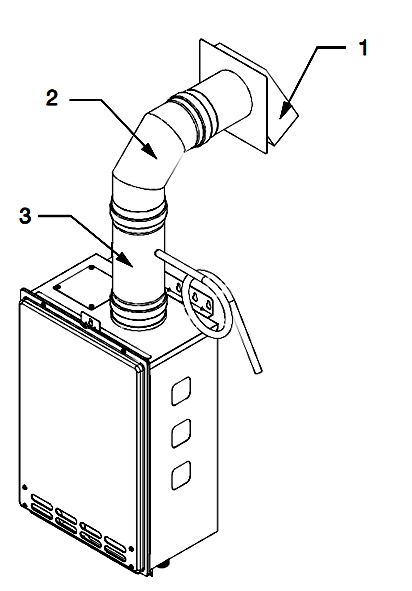 parts for noritz tankless water heater