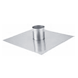 "4"" - Flat Roof Flashing"