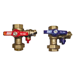 Isolation Valves & Pressure Relief Valve